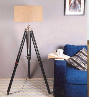 Floor Tripod Lamp